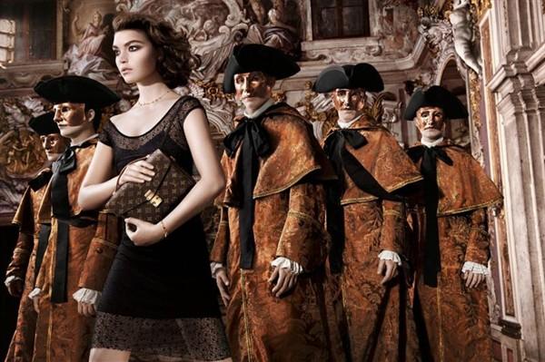 L'invitation au Voyage: lo spot di Vuitton a Venezia