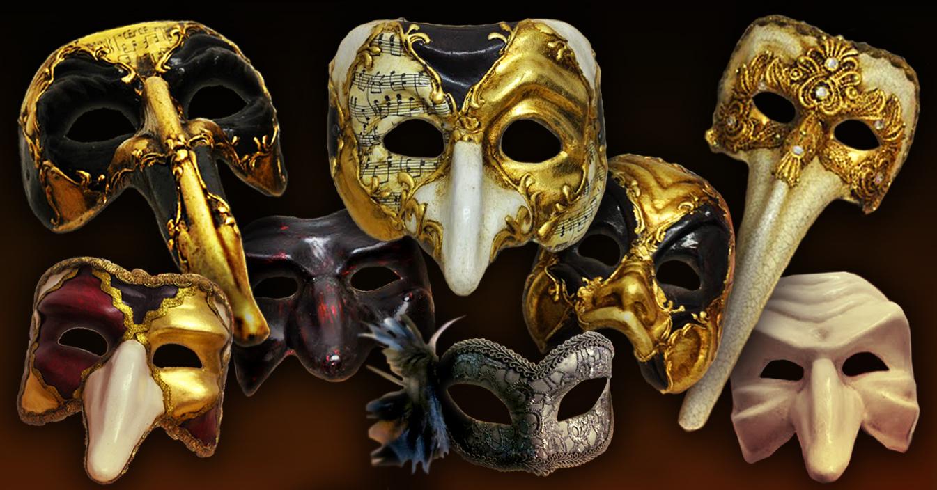 Risultato immagine per maschere