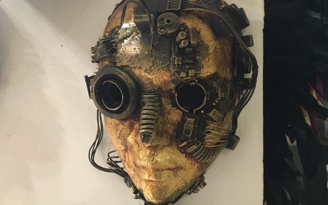 Maschere Steampunk, il passato è contemporaneo!